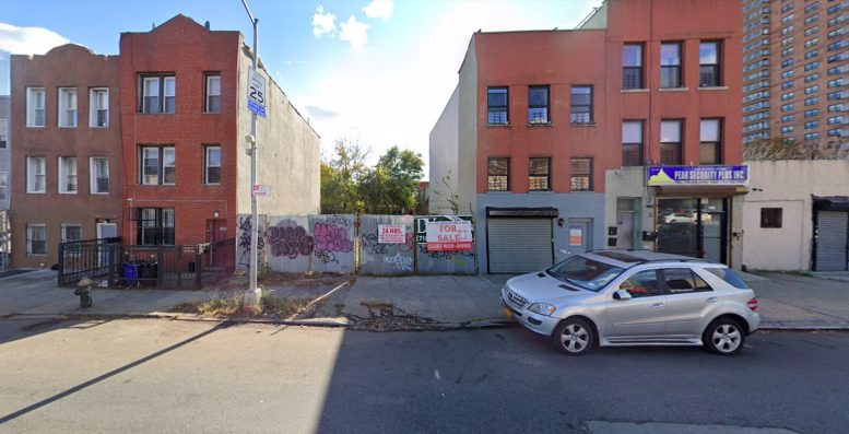 2264 Atlantic Avenue in Brownsville, Brooklyn