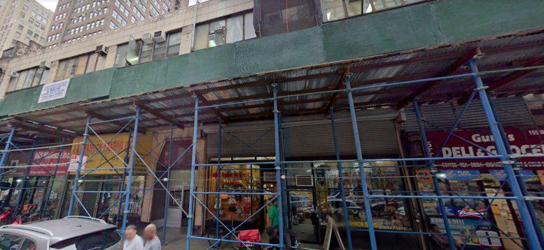 155 West 29th Street in Chelsea, Manhattan