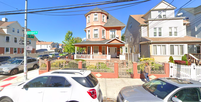 3103 Farragut Road in East Flatbush, Brooklyn