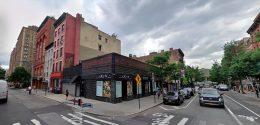 36-40 West 8th Street in Greenwich Village, Manhattan