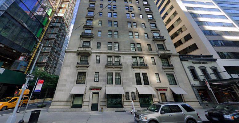 417 Park Avenue in Midtown, Manhattan