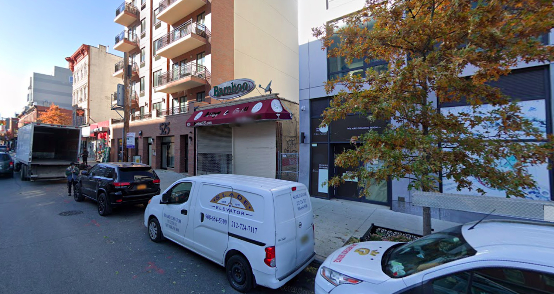 527 Myrtle Avenue in Clinton Hill, Brooklyn