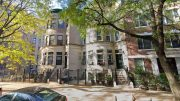 857 Riverside Drive in Washington Heights, Manhattan
