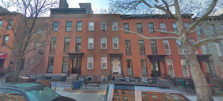 102 Summit Street in Brooklyn's Columbia Street Waterfront District