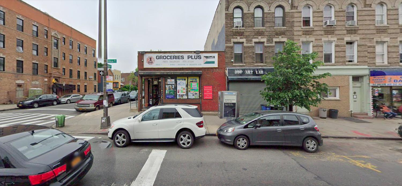 188 Utica Avenue in Crown Heights, Brooklyn