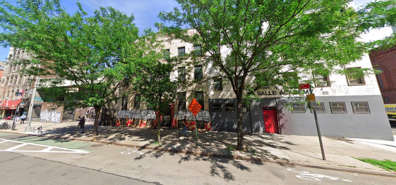 42 2nd Avenue in East Village, Manhattan