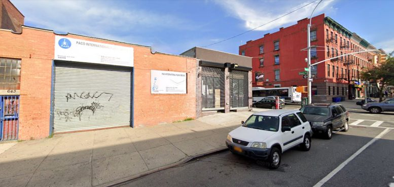 643 Classon Avenue in Crown Heights, Brooklyn