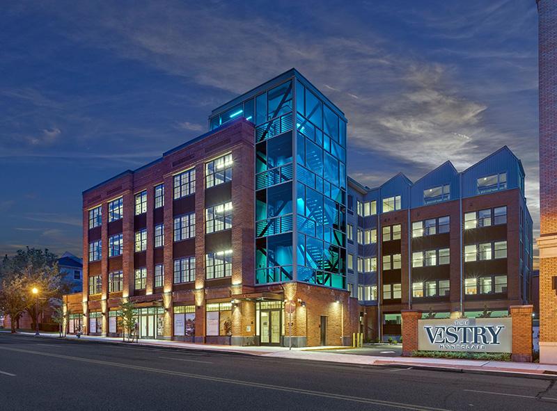 The Vestry in Montclair, New Jersey