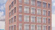 Rendering of the new Harlem Academy building at 655 St. Nicholas Avenue - Perkins Eastman