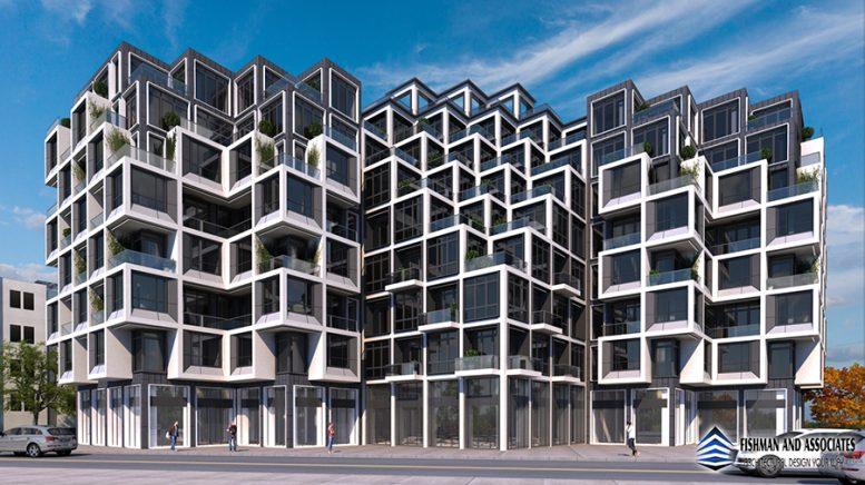 Rendering of 406 Remsen Avenue - Asher Hershkowitz Architect