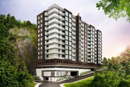 Rendering of Solaia - Architectura