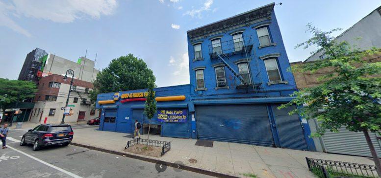 1036 Manhattan Avenue in Greenpoint, Brooklyn