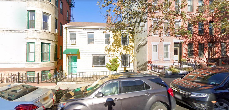 341 13th Street in Park Slope, Brooklyn