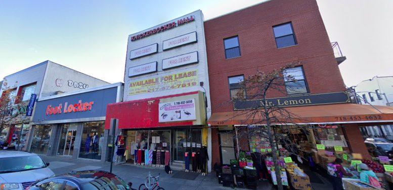 412 Knickerbocker Avenue in Bushwick, Brooklyn