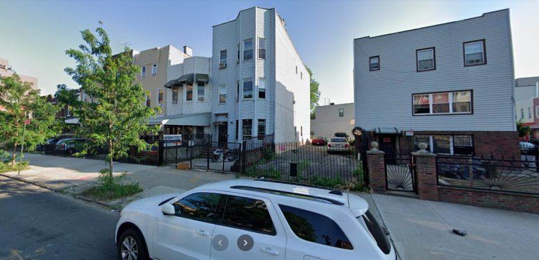 856 Bushwick Avenue in Bushwick, Brooklyn