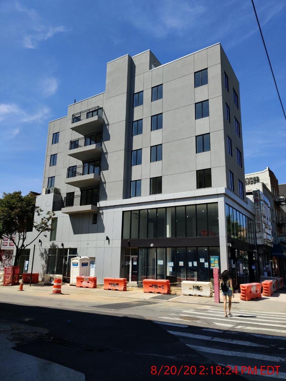 View of 65 Graham Avenue - Bricolage Designs