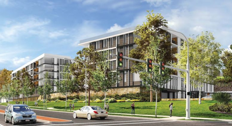 Rendering of Waterstone of Westchester - National Development