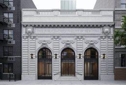 Rendering of 11th street elevation - 538-540 East 11th Street (Murdock Solon Architects)