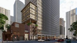 Rendering of 126 Pearl Street - Rise Architecture