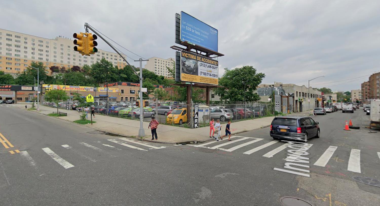 1401 Inwood Avenue in Mount Eden, The Bronx