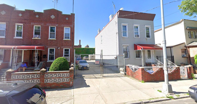 422 Rutland Road in East Flatbush, Brooklyn
