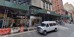 815 Broadway in Greenwich Village, Manhattan