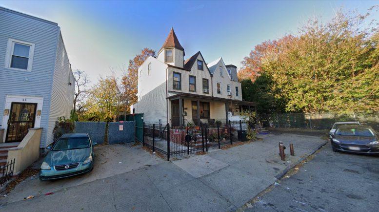 91 De Sales Place in Bushwick, Brooklyn