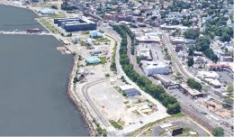 Stapleton Site A on Staten Island's North Shore