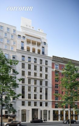 Rendering of 19 West 55th Street - The Corcoran Group