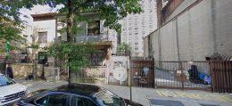 2074 Walton Avenue in Fordham Heights, The Bronx via Google Maps
