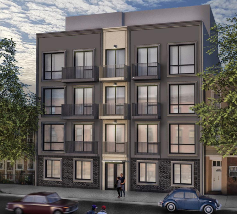2266 Pacific Street in Crown Heights, Brooklyn