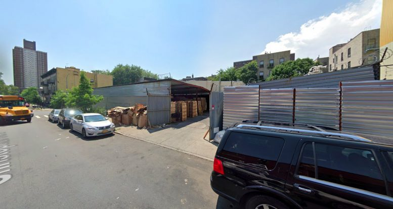28 Christopher Avenue in Brownsville, Brooklyn