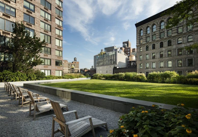 Amenities at 1 Union Square South.