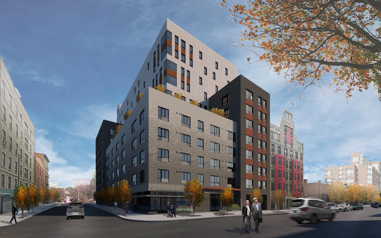 1074 Washington Avenue Senior Housing in Morrisania, The Bronx. All photos courtesy of NY Housing Connect