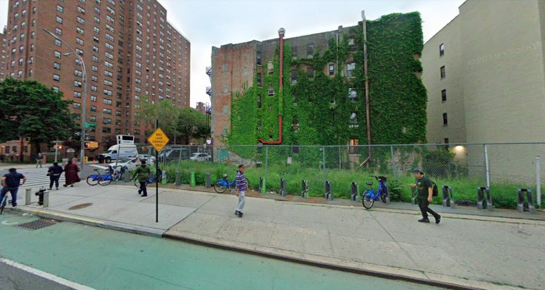 20 East 110th Street in East Harlem, Manhattan
