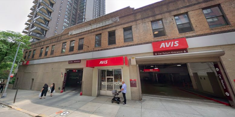424 East 90th Street on the Upper East Side, Manhattan via Google Maps