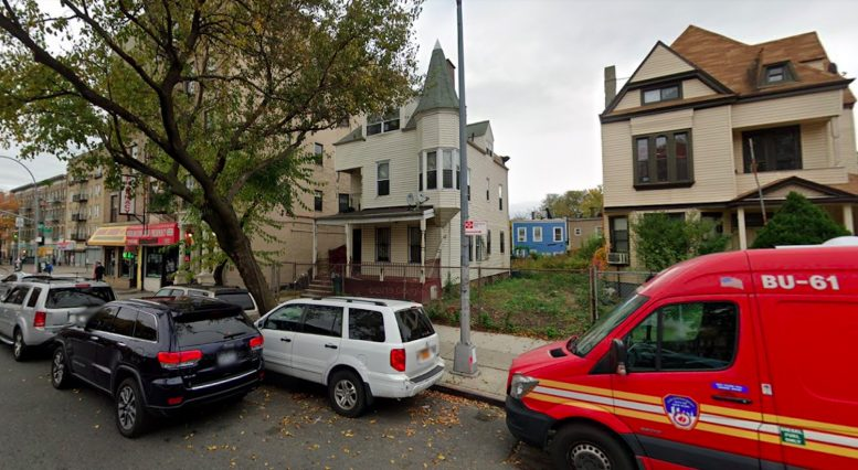 1270 Boston Road in Morrisania, The Bronx via Google Maps