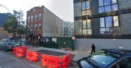 383 Union Avenue in Williamsburg, Brooklyn via Google Maps