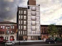 495 St. Johns Place in Crown Heights, Brooklyn
