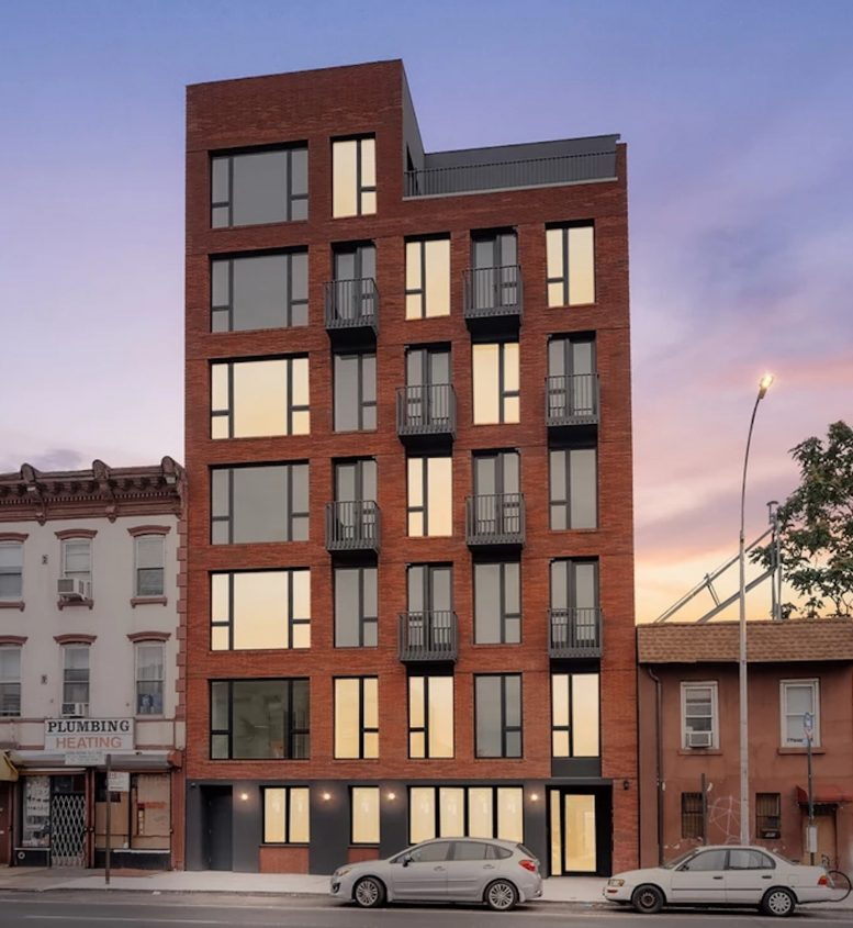 577 3rd Avenue in Gowanus, Brooklyn. All images via NY Housing Connect