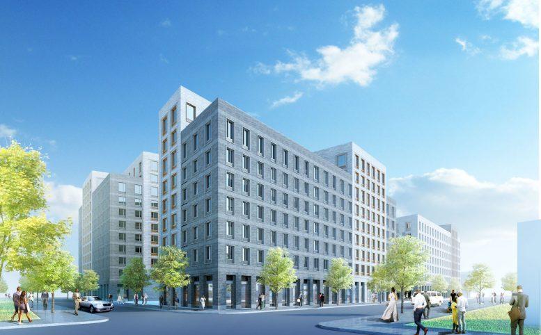 Ebenezer Plaza Phase 1 North courtesy of NY Housing Connect