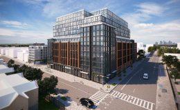 Rendering of 270 Nostrand Avenue - BRP Companies; GF55 Partners