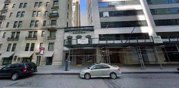 409 Park Avenue in Midtown, Manhattan via Google Maps