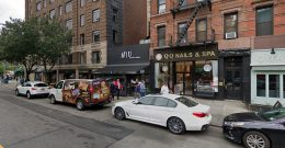 15 Greenwich Avenue in Greenwich Village, Manhattan via Google Maps