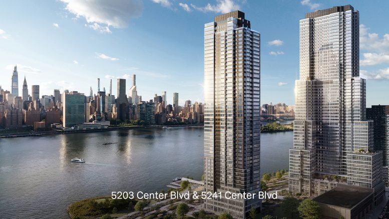 5203 Center Boulevard. All images courtesy of NYC Housing Connect