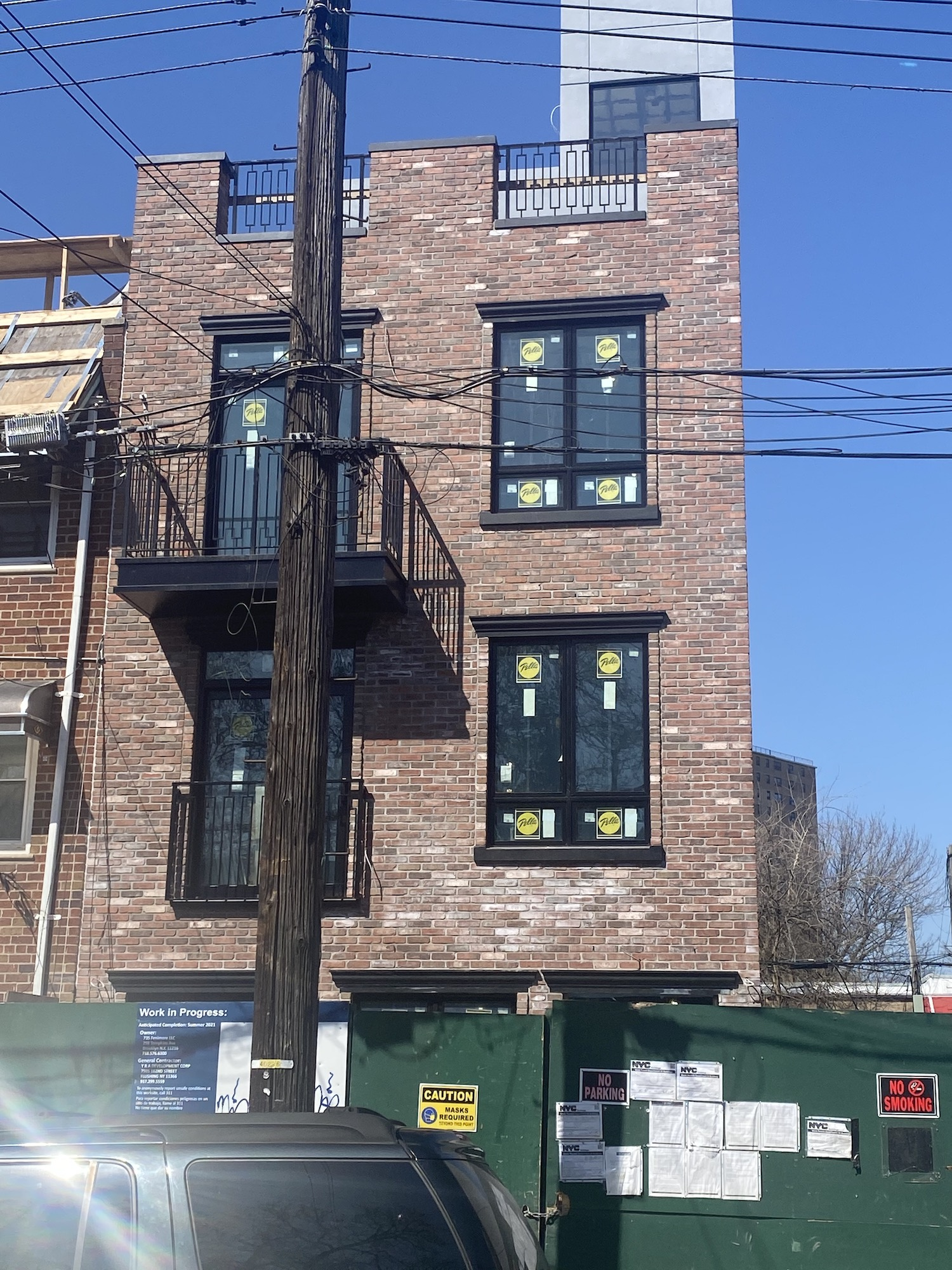 735 Fenimore Street in East Flatbush, Brooklyn. All images courtesy of NYC Housing Connect