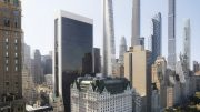 Rendering of 41-47 West 57th Street by OMA