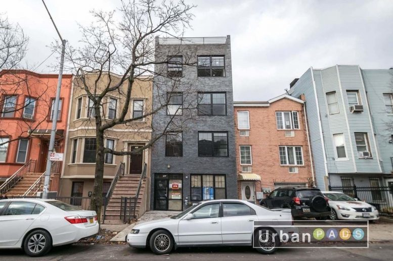 183 Covert Street in Bushwick, Brooklyn. All images courtesy of NYC Housing Connect