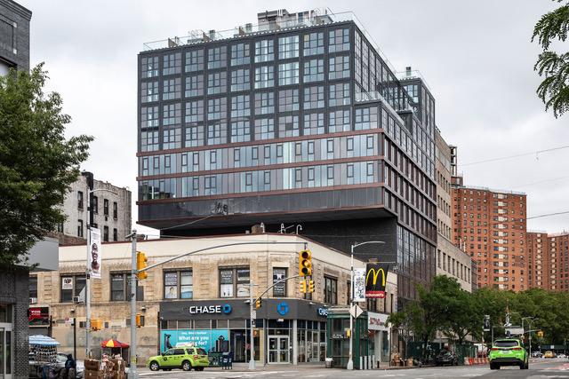 Exterior view of Eleven Hancock - Photo Credit Katherine Marks