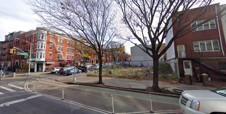 487 4th Avenue in Park Slope, Brooklyn via Google Maps